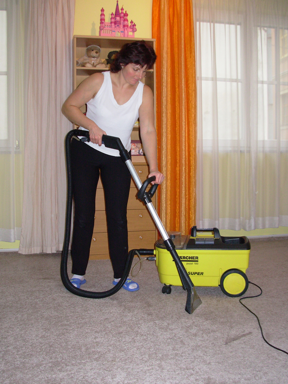 carpet cleaners - we are pro