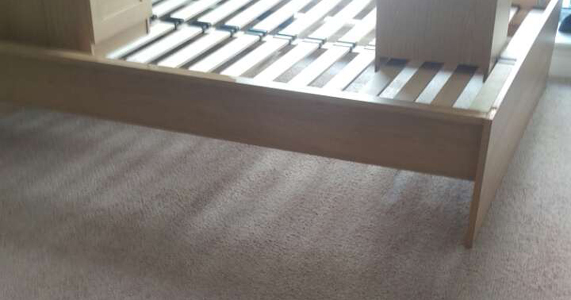 Carpet cleaning in one bedroom around N1, Canonbury, North London