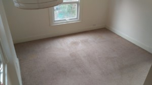 End of tenancy cleaning including carpet cleaning in Croydon, CR2 area, London
