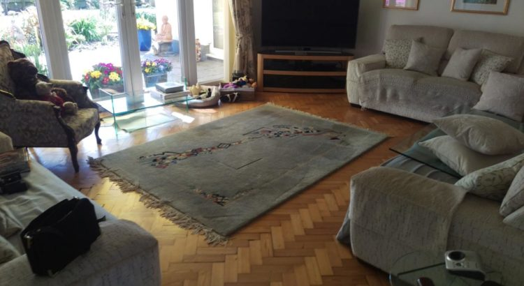 Rug cleaning in Sanderstead, South London, CR0 postcode area, Croydon