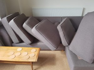 Upholstery cleaning in Reigate, RH2 postcode area