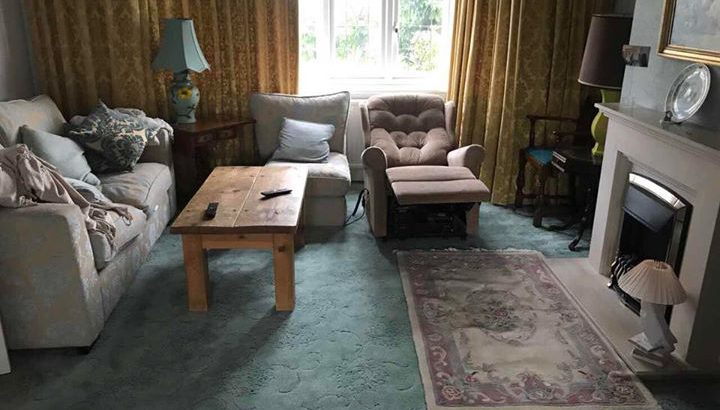 Carpet cleaning in Southwark, SE17 postcode area